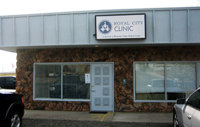 Confluence Health/Royal City Clinic Image