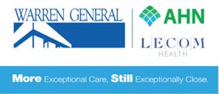 Warren General Hospital Logo