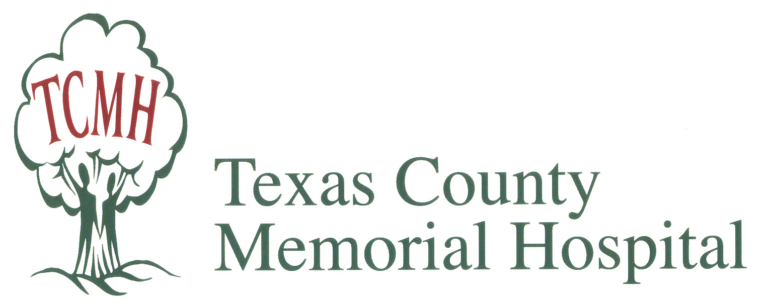 Texas County Memorial Hospital Logo