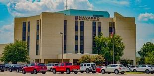 Navarro Regional Hospital Image