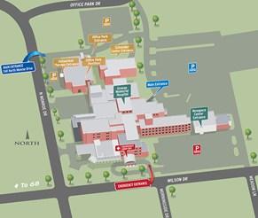 Greene Memorial Hospital Image
