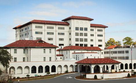 John D. Archbold Memorial Hospital Image