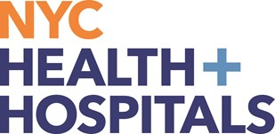 NYC Health + Hospitals/Gotham Health, COVID Center of Excellence Logo