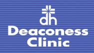 Deaconess Clinic Logo