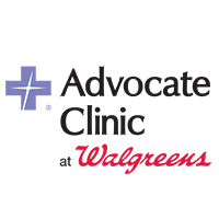 Advocate Clinic at Walgreens Logo