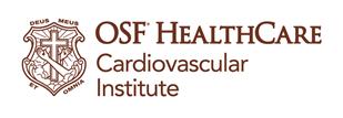 OSF Healthcare Cardiovascular Institute Logo