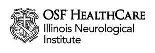 Illinois Neurological Institue at OSF Saint Francis Medical Center Logo