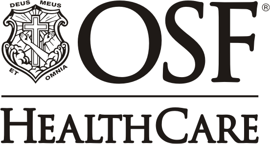 OSF Medical Group Bloomington, Illinois Logo