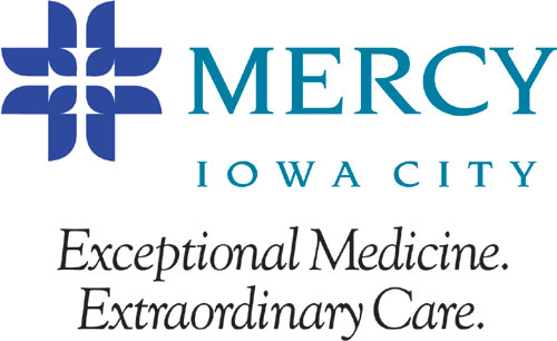 Mercy Iowa City Logo
