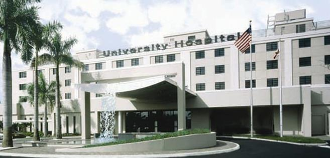 University Hospital and Medical Center Image