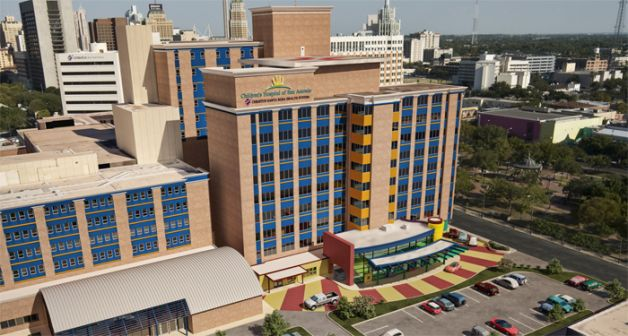 Christus Santa Rosa Children's Hospital Image