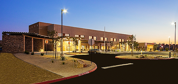 Barstow Community Hospital Image