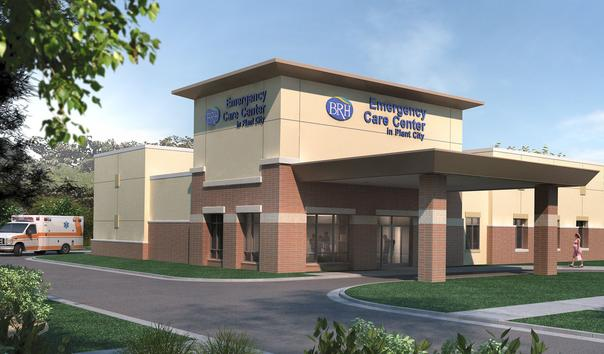 Brandon Regional Hospital Emergency Center at Plant City Image