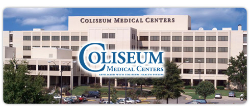 Coliseum Medical Center Image