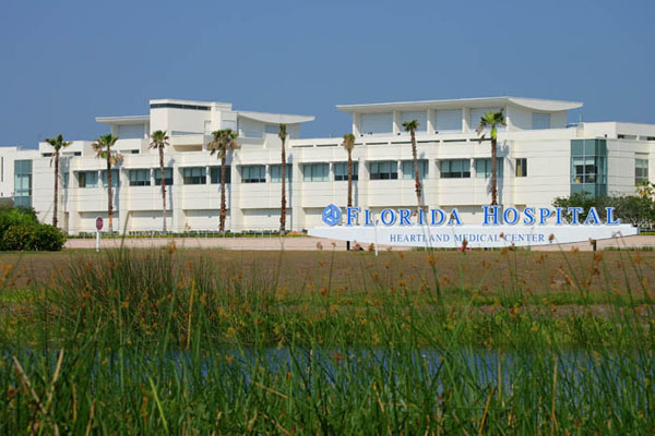 Florida Hospital Heartland Medical Center Image
