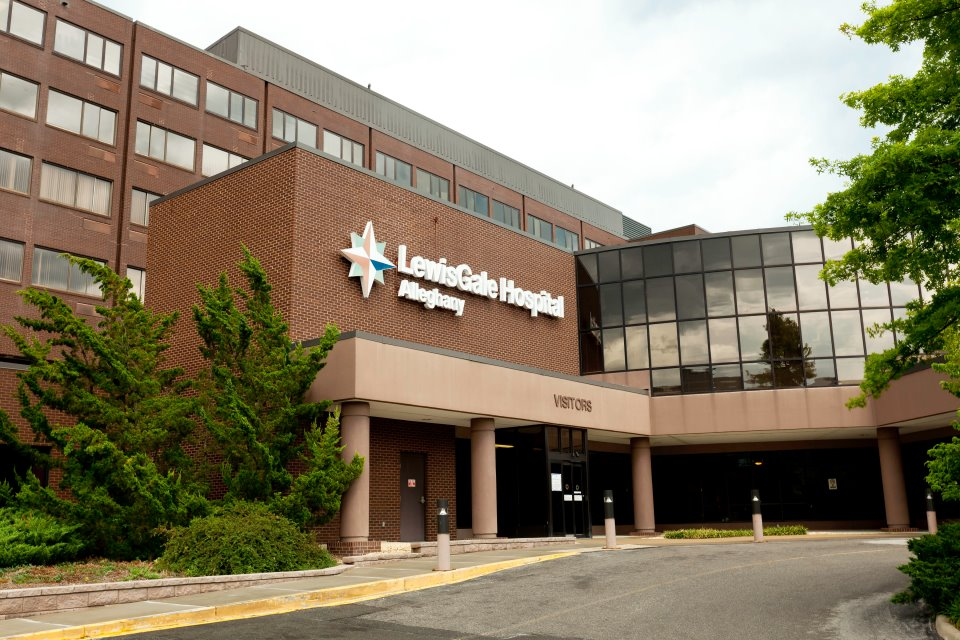 LewisGale Hospital Alleghany Image
