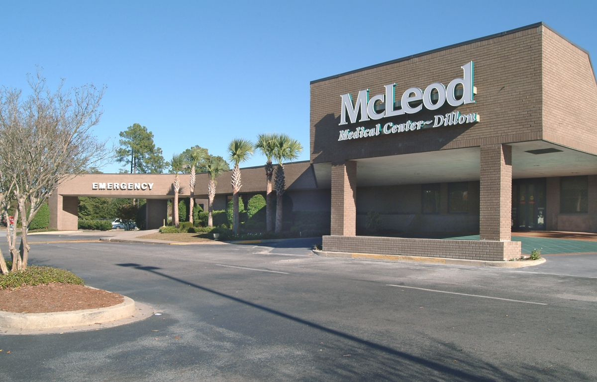 McLeod Medical Center Dillon Image