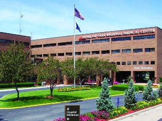 Overland Park Regional Medical Center Image