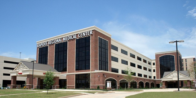 Rapides Regional Medical Center Image