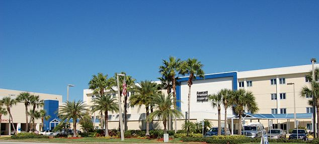 Fawcett Memorial Hospital Image