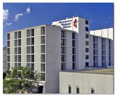 Metropolitan Methodist Hospital Image