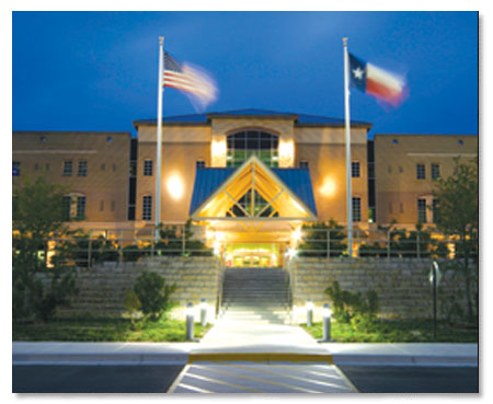 Methodist Texsan Hospital Image
