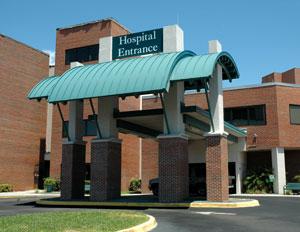 Mease Dunedin Hospital Image