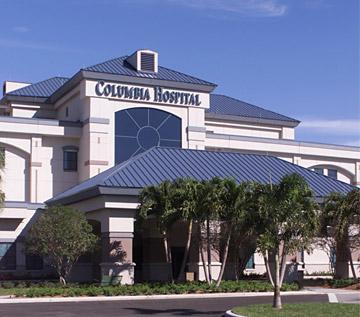 Columbia Hospital Image