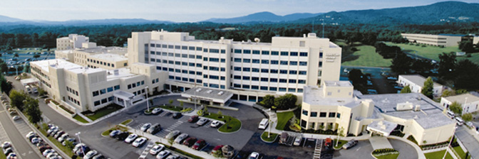 LewisGale Medical Center Image