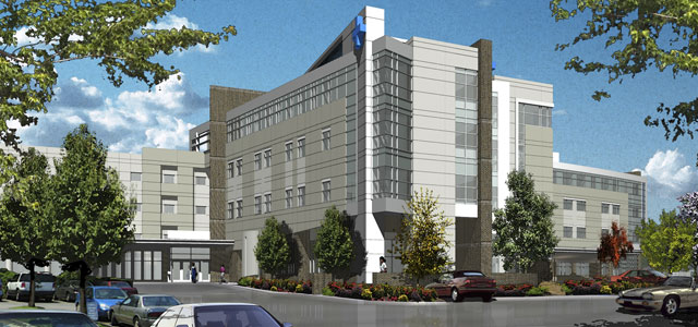 Houston Medical Center Image