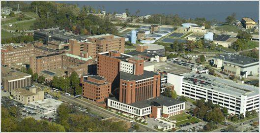 Erlanger Health System - Baroness Hospital Image