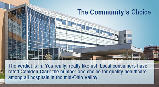 Camden-Clark Medical Center Image