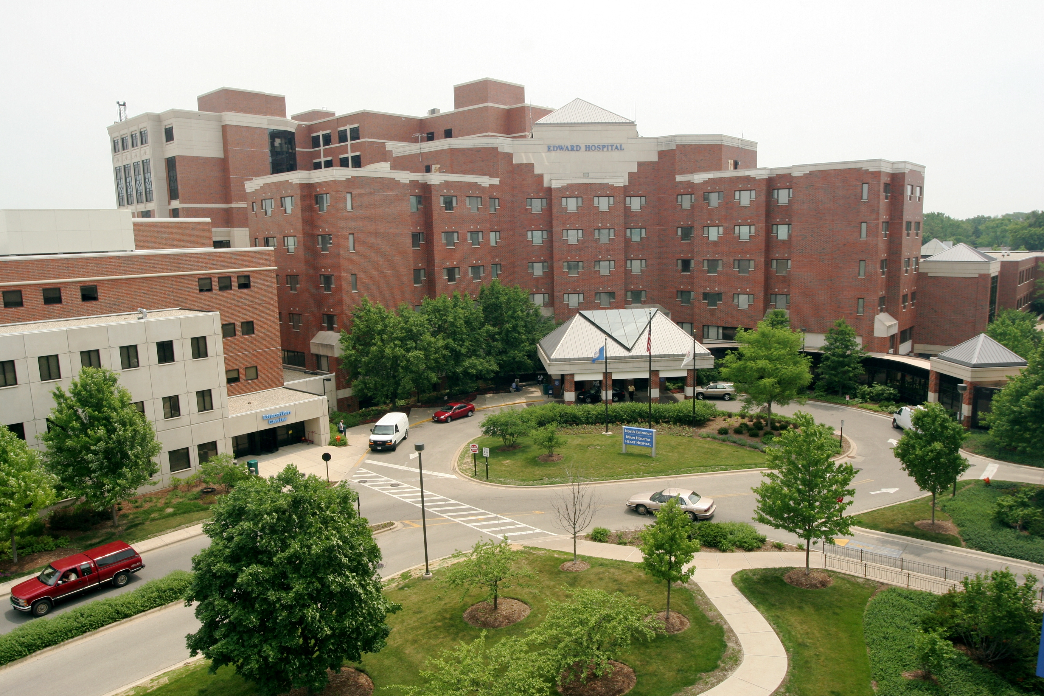 Edward Hospital and Health Services Image