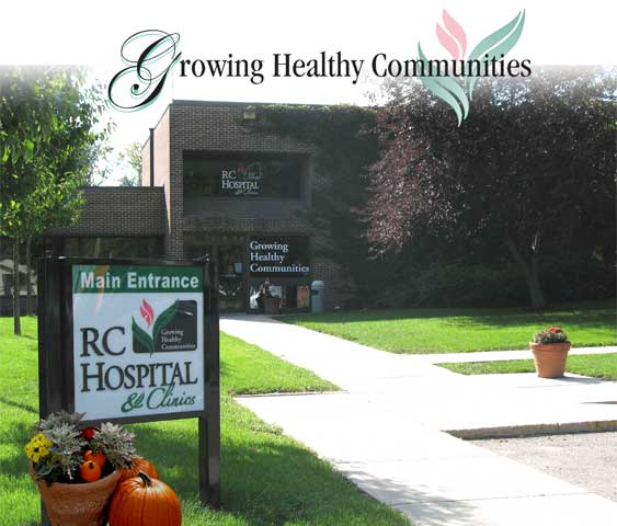 Renville County Hospital Image