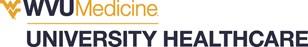 WVU Medicine - University Healthcare Logo