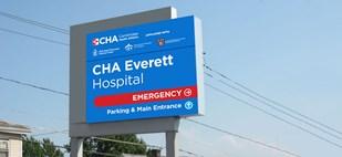 Cambridge Health Alliance - CHA Everett Hospital Logo
