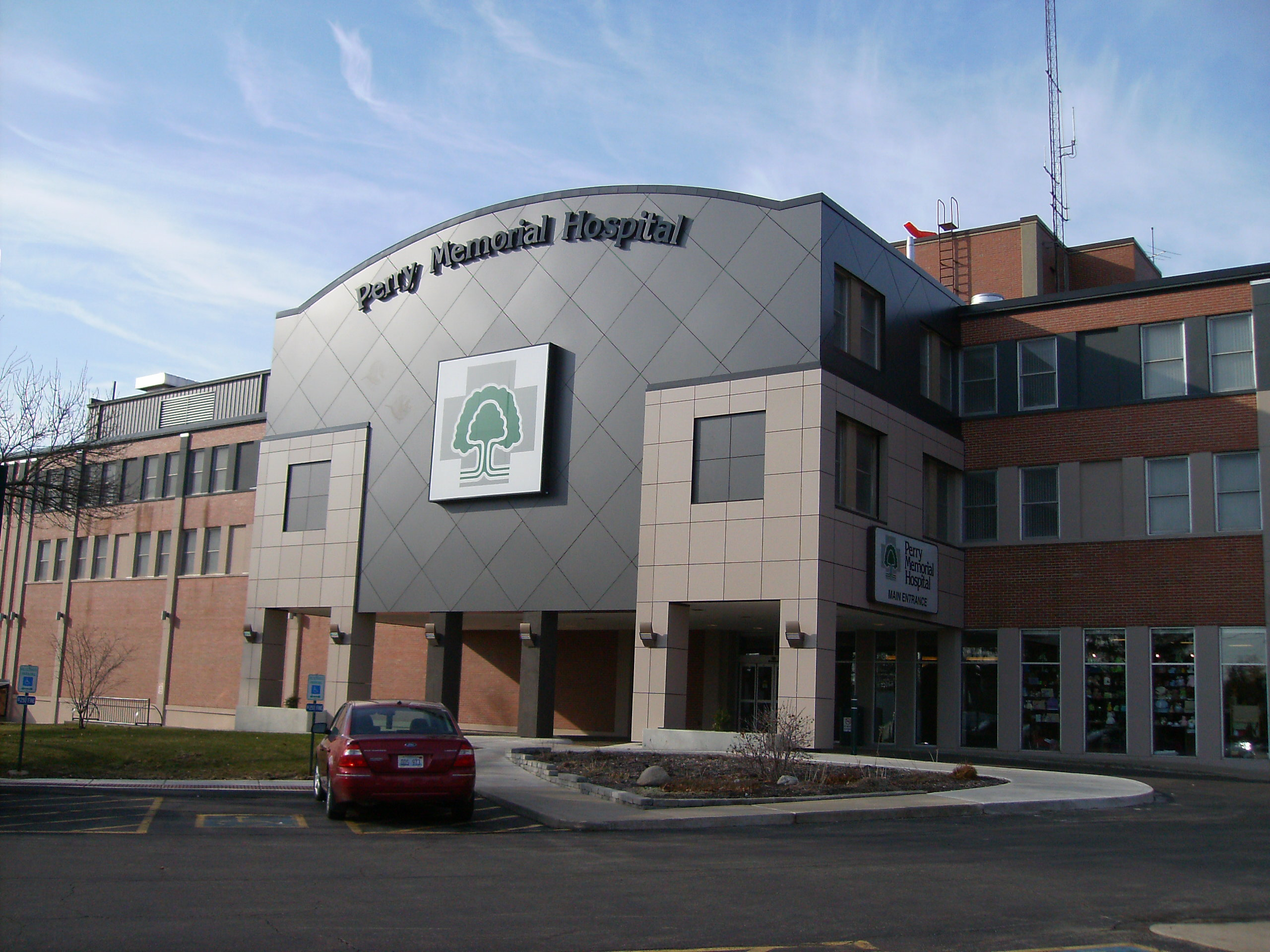 Perry Memorial Hospital Image