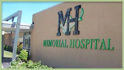 Memorial Hospital Chester Image