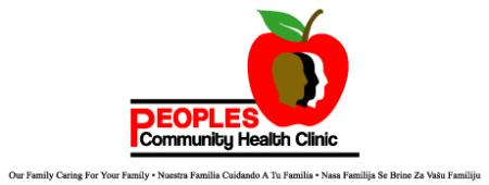 Peoples Community Health Clinic Logo