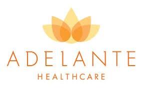 Adelante Healthcare Surprise Logo