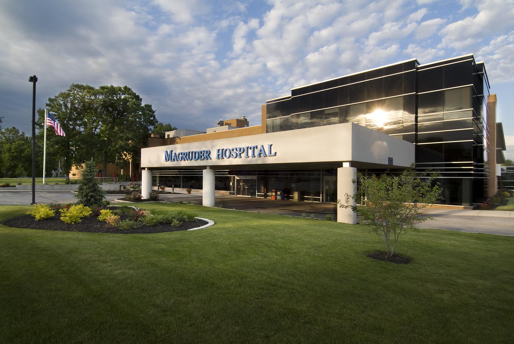 Magruder Hospital Image