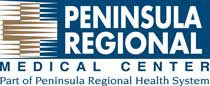 Peninsula Regional Medical Center Logo