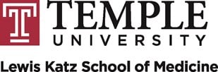 Lewis Katz School of Medicine at Temple University Logo