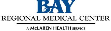 McLaren-Bay Region Logo