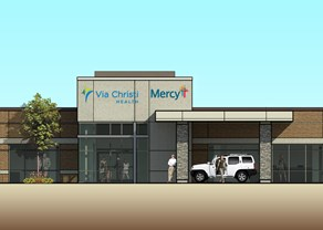 Mercy Clinic Pittsburg Image