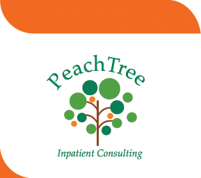 Peach Tree Inpatient Consulting Logo
