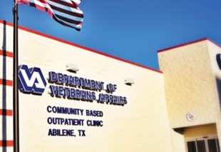 Abilene VA Clinic Logo