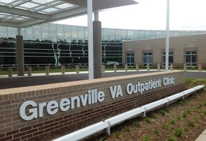 Greenville, SC Community Based Outpatient Clinic (CBOC) Logo