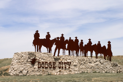 Dodge City, KS Community Based Outpatient Clinic Image