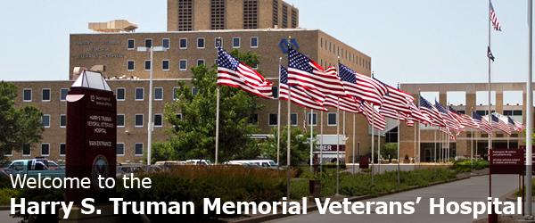 Harry S. Truman Memorial Veterans' Hospital Image